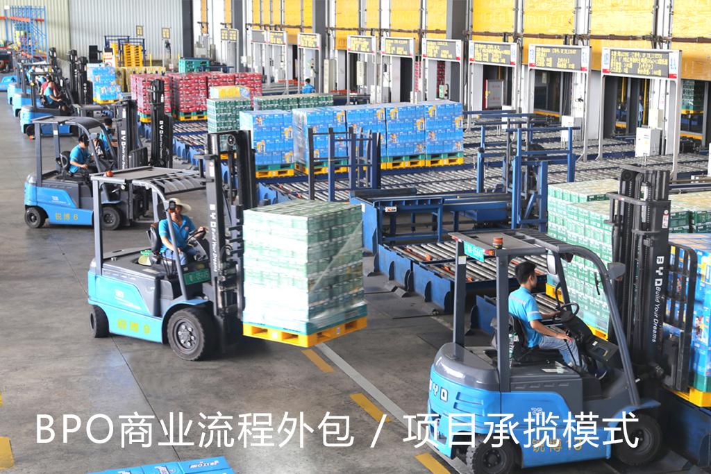 食品仓储运输劳务外包案例
