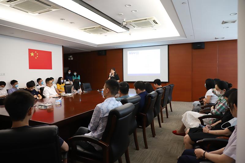广东锐博2020年首次员工大会顺利召开!